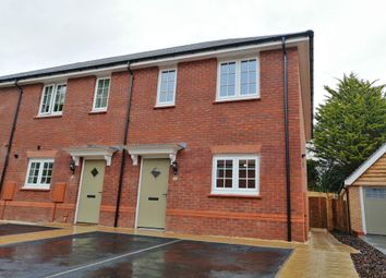 Thumbnail 3 bedroom end terrace house for sale in Orchid Meadows, Wenvoe, Cardiff