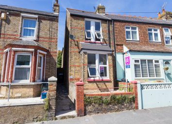 3 bed end terrace house for sale in Victoria Avenue, Margate CT9