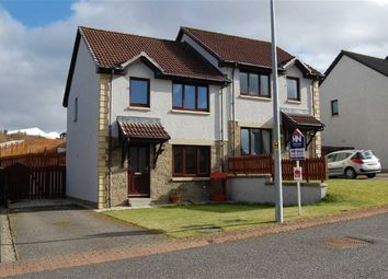 Thumbnail 3 bed semi-detached house for sale in Cedarwood Drive, Inverness