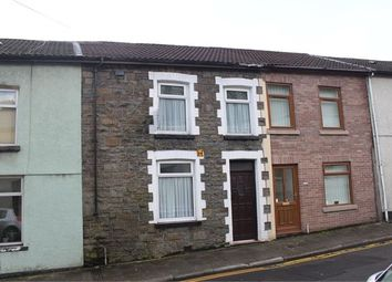 Thumbnail 3 bed terraced house to rent in Court Street, Tonypandy, Tonypandy, Mid Glamorgan.