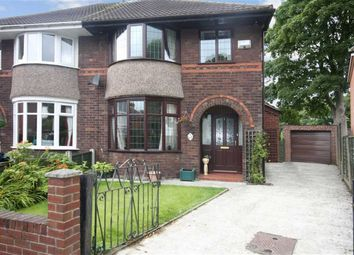 Thumbnail 3 bed semi-detached house for sale in Kew Gardens, Leyland