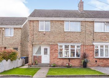 Thumbnail 3 bed end terrace house for sale in Brigg Drive, Hessle