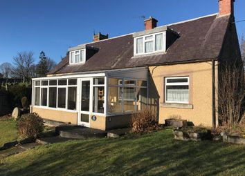 Thumbnail 4 bed detached house for sale in East End, Earlston