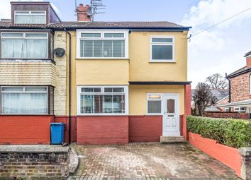 Thumbnail 3 bed town house for sale in Pitville Road, Mossley Hill, Liverpool