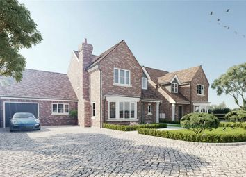 Thumbnail 4 bedroom detached house for sale in Beaumont Court, New Street, Waddesdon, Buckinghamshire
