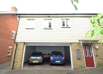 Thumbnail 1 bed flat for sale in Great Baddow, Chelmsford, Essex