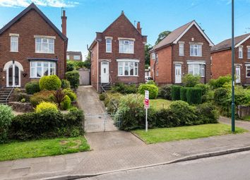 Thumbnail 3 bed detached house for sale in Bagnall Road, Nottingham