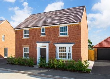 "Thumbnail 4 bed detached house for sale in ""Bradgate"" at Wyles Way, Stamford Bridge, York"