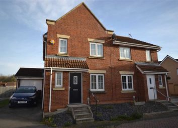Thumbnail 3 bed property for sale in Dovestone Way, Kingswood, Hull