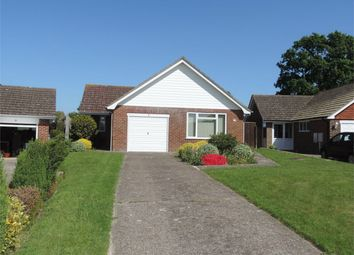 Thumbnail 2 bed detached bungalow for sale in Concorde Close, Bexhill On Sea, East Sussex