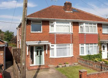 Thumbnail 3 bed semi-detached house for sale in Brokenford Lane, Totton, Southampton