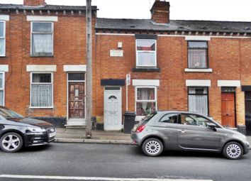 Thumbnail 2 bedroom terraced house for sale in Gordon Road, Derby