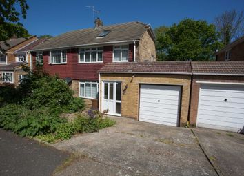 Thumbnail 3 bed semi-detached house for sale in Sussex Drive, Chatham