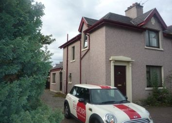Thumbnail 5 bedroom semi-detached house to rent in Telford Street, Inverness