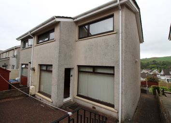 Thumbnail 3 bed semi-detached house for sale in Windsor Gardens, Largs