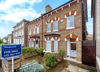Thumbnail 5 bed semi-detached house for sale in Ravensbourne Road, London