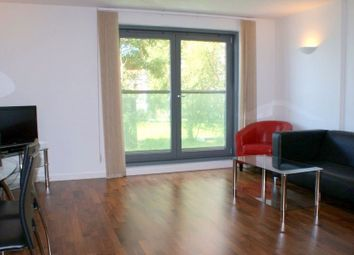 Thumbnail 1 bed flat to rent in New Providence Wharf, 1 Fairmont Avenue, Canary Wharf, London