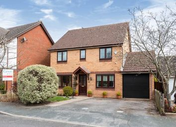 Thumbnail 4 bed detached house for sale in West End, Woking, Surrey
