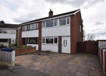 Thumbnail 3 bed semi-detached house to rent in Westfield, Preston, Lancashire