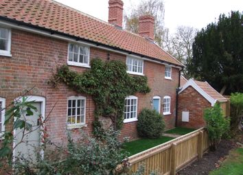 Thumbnail 2 bed semi-detached house for sale in Chapel Lane, Great Glemham, Saxmundham, Suffolk