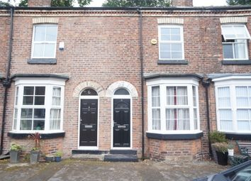 Thumbnail 2 bed terraced house to rent in Knight Street, Didsbury