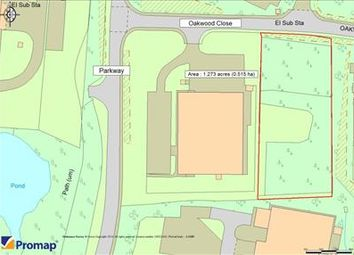 Thumbnail Land for sale in Oakwood Close Development Site, Pen Y Fan Industrial Estate, Crumlin, Caerphilly, Caerphilly