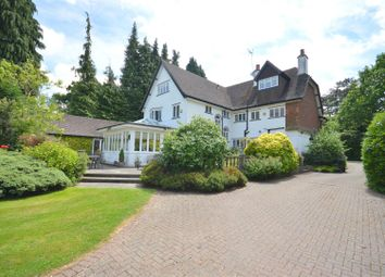 Thumbnail 7 bed detached house for sale in Waterhouse Lane, Kingswood, Tadworth