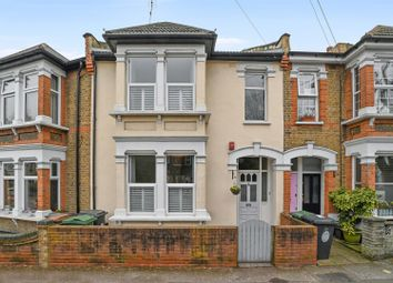 Cavendish Drive, Leytonstone, London E11. 3 bed terraced house for sale