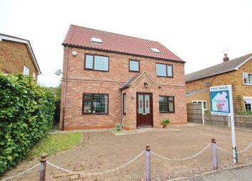 Thumbnail 5 bed detached house for sale in Chestnut Garth, Hemingbrough, Selby