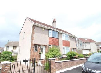 Thumbnail 2 bed semi-detached house for sale in Sandhaven Road, Glasgow, Lanarkshire
