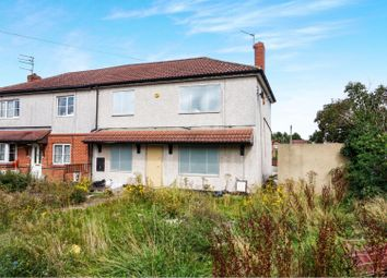 Thumbnail 4 bedroom semi-detached house for sale in Princess Avenue, Staiforth, Doncaster