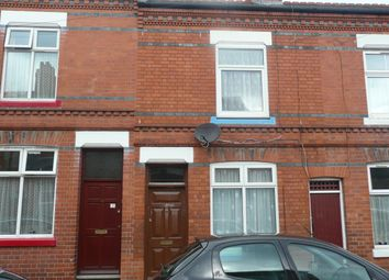 Thumbnail 3 bed terraced house to rent in Kingston Road, Evington, Leicester