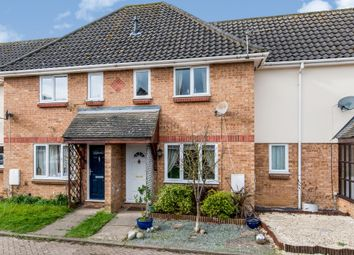 Thumbnail 2 bed terraced house for sale in Thurston, Bury St Edmunds, Suffolk