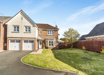 Thumbnail 5 bedroom detached house for sale in Merryweather Rise, Tunstall, Sunderland