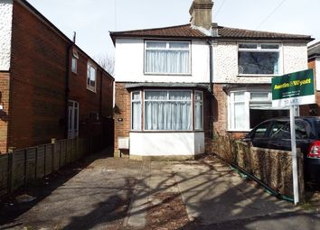 Thumbnail 3 bed property to rent in King Edward Avenue, Southampton