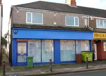 Thumbnail Retail premises to let in 126-128 Oxford Street, Grimsby, North East Lincolnshire