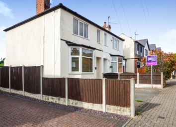 Thumbnail 3 bed semi-detached house for sale in Brookhill Street, Nottingham
