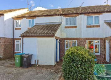 Thumbnail 2 bed terraced house for sale in Goodwood Close, Rustington, Littlehampton