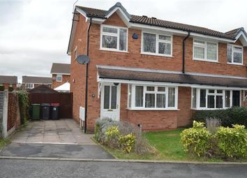 Thumbnail 3 bed semi-detached house for sale in Sorrel Drive, Kingsbury, Kingsbury