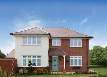 Thumbnail 4 bed detached house for sale in Plot 78 The Shaftesbury, Redrow At Abbey Farm, Lady Lane, Blunsdon, Swindon