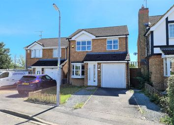 Thumbnail 3 bed detached house for sale in Marley Fields, Leighton Buzzard