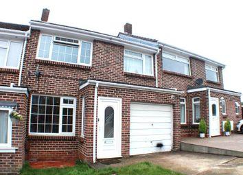 Thumbnail 3 bed terraced house for sale in Wildern Close, Locks Heath, Southampton