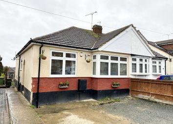 3 bed semi-detached house for sale in Geoffrey Avenue, Harold Wood, Romford RM3