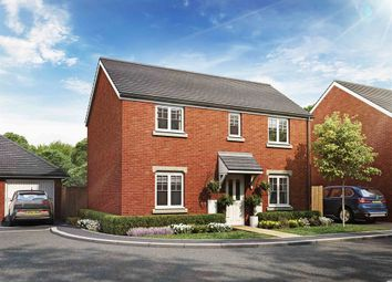 "Thumbnail 3 bed detached house for sale in ""The Clayton"" at Haverhill Road, Little Wratting, Haverhill"