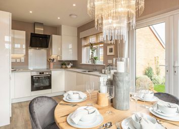 "Thumbnail 3 bed semi-detached house for sale in ""The Lyttleton"" at North End Road, Yatton, Bristol"