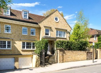 Thumbnail 6 bed semi-detached house to rent in Frognal, London