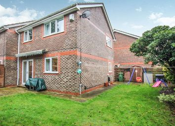 Thumbnail 3 bed terraced house for sale in Chase Side Court, York