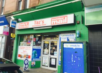 Thumbnail Commercial property for sale in Westmuir Street, Glasgow