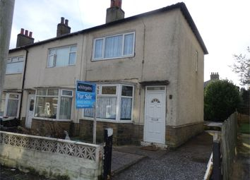 Thumbnail 2 bedroom end terrace house for sale in Newstead Grove, Halifax, West Yorkshire