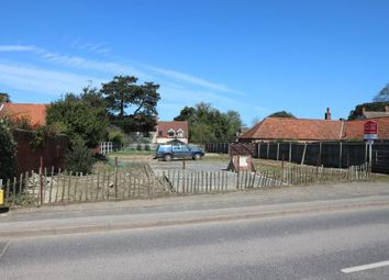 Thumbnail Land for sale in Land Adj. The Orange Tree, High Street, Thornham, Hunstanton, Norfolk